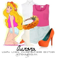 """Aurora"" by eli2612 on Polyvore"