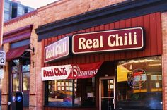 Experience real chili with the works at 3 a m from 100 things to do
