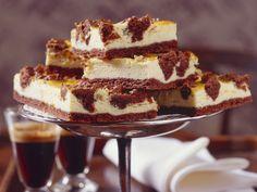 Eines unserer absoluten Lieblingsrezepte: Käse-Schoko-Kuchen - smarter - Zeit: 50 Min. | eatsmarter.de