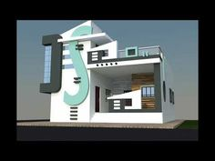 Best 10 Duplex houses for sale in hyderabad - Her Crochet House Front Wall Design, House Outer Design, Single Floor House Design, House Outside Design, Village House Design, Kerala House Design, Bungalow House Design, Small House Design, Front Design