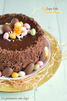 {Layer cake Chocolat/banane} http://www.la-gourmandise-selon-angie.com/archives/2014/04/15/29666517.html