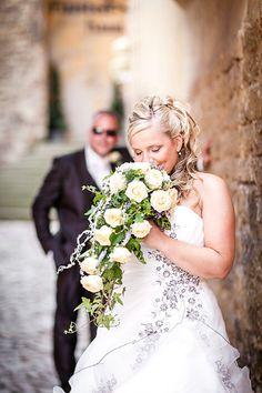 Hochzeit Hochzeitsfotograf - Burg Querfurt - Brautpaarshooting couple shooting…