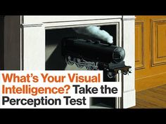 """Video: """"Take This Perception Test to See How Visually Intelligent You Are"""" 