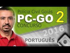 Concurso PC GO Polícia Civil Goiás 2016 Português - # 2