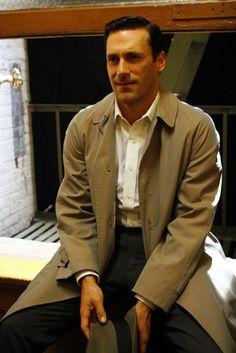 Don Draper (Jon Hamm) ~ Mad Men Episode Stills ~ Season 1, Episode 5 ~ 5G