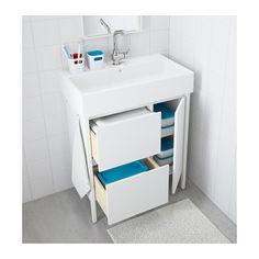 YDDINGEN 세면대+서랍2/도어1  - IKEA