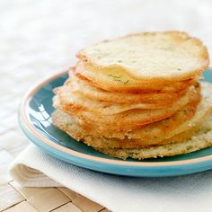 These ultra-thin cookies are super crunchy and flavorful. Swap orange zest for the lemon or lime if you prefer. #recipe #WWLoves