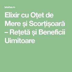 Elixir cu Oțet de Mere și Scorțișoară – Rețetă și Beneficii Uimitoare How To Get Rid, Good To Know, Natural Remedies, Healthy Lifestyle, Health Fitness, How To Plan, Pandora, Gym, Beauty