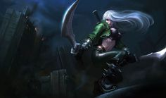 Katarina | League of Legends http://www.helpmedias.com/leagueoflegends.php