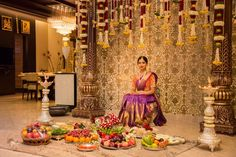 Trendy Ideas For South Indian Wedding Stage Decoration Desi Wedding Decor, Wedding Hall Decorations, Marriage Decoration, Engagement Decorations, Wedding Mandap, Backdrop Decorations, Backdrops, Flower Decorations, Backdrop Lights