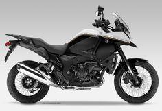 HONDA VFR 1200 X Crosstourer 2015 http://www.motoprogress.com/fiche-moto.php?id_moto=1629