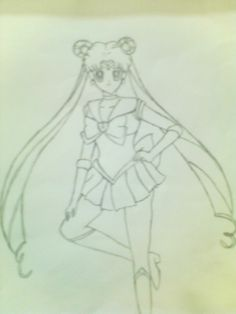 Sailor moon here!