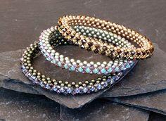 Takara bracelets in more subtle colours