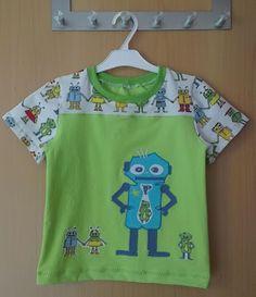 Robotershirt