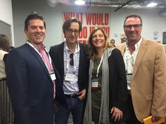 @MB_Digital colleagues at #ARFWest15 @facebook @SkipStreets