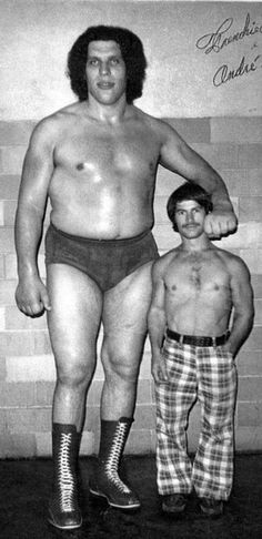 André the Giant, 1946-1993