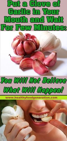 Garlic is considered to be one of the healthiest plants, or more precisely its strong-smelling bulb with pungent taste. This veggie has remarkable antibacterial properties, and besides as flavoring in cooking, it is used in herbal medicine, as well, for t