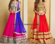 Simple Lehenga Designs   Saree Blouse Patterns