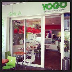 Frozen Yogurt in Montevideo, Uruguay ...Yogo