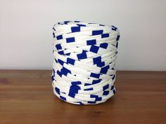 TShirt Yarn. Chunky Bulky Thick Cotton 135 by TShirtYarnBoutique