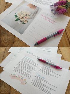 Checklist de Casamento | Como Planejar seu Casamento | http://blogdamariafernanda.com/checklist-de-casamento