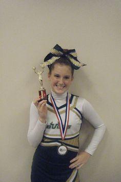 Katie Cheerleading