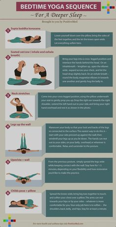 Yoga is a sort of exercise. Yoga assists one with controlling various aspects of the body and mind. Yoga helps you to take control of your Central Nervous System Bed Yoga, Yoga Restaurativa, Yoga Flow, Yoga Meditation, Bedtime Meditation, Yoga Fitness, Fitness Workouts, Fitness Hacks, Health Fitness