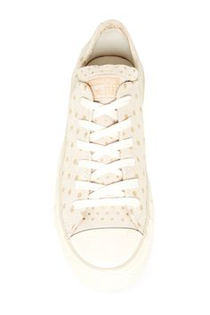 Leather Polka Dot Oxford Sneaker by Converse on @nordstrom_rack
