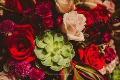 Decoração boho chic - Berries and Love
