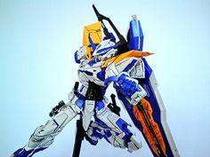 MG Gundam Astray Blue Frame 2nd Revise | by Infrasmell