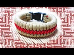 How to Make the Maze Fishtail Paracord Bracelet Tutorial - YouTube
