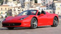 Valet geeft Ferrari 458 Spider aan verkeerde persoon