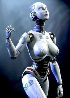 Robot Girl by Zrnho Correy on YouPic Alien Female, Female Cyborg, Arte Robot, Robot Art, Blade Runner, Chica Cyborg, Chica Alien, Robot Girlfriend, Robot Picture