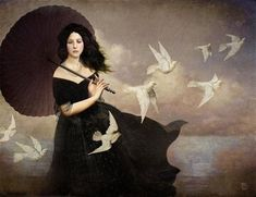 Christian Schloe is a talented Austrian artist whose work includes digital art, painting, illustration, and photography. These surreal scenes by Christian Sc. Illustrator, Max Ernst, Poster S, Pop Surrealism, Wassily Kandinsky, Graphic 45, Surreal Art, Photomontage, Art Images