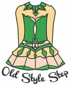 irish costume patterns | Irish Dancing Dress Patterns | Patterns Gallery