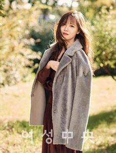 Goo Hye Sun opens up about Ahn Jae Hyun and their wedding donation in 'Women's JoongAng' Korean Actresses, Korean Actors, Actors & Actresses, Korean Dramas, Korean Star, Korean Girl, Gu Hye Sun, Lee Sang Yoon, Ahn Jae Hyun
