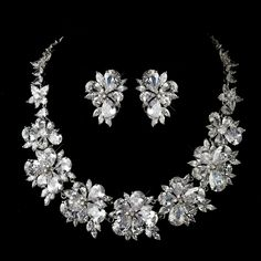 Breathtaking Cubic Zirconia Wedding and Formal Jewelry Set - Affordable Elegance Bridal -