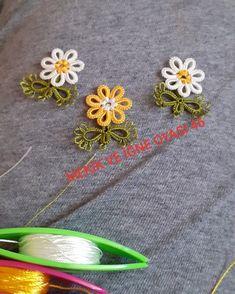 Tatting Earrings, Tatting Jewelry, Japanese Style, Elsa, Craft, Lace Earrings, Japan Style, Japanese Taste, Japan Fashion