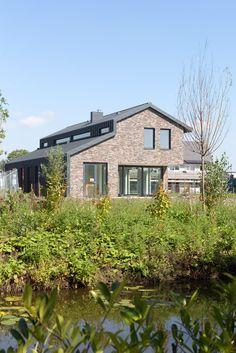 Vrijstaande woning, Zuidhoek Nieuwkoop – kavel 1 | JADE architecten