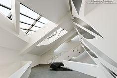 denver art museum interior - Google Search