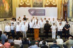 Yucatán sigue siendo seguro, pero hay que estar un paso adelante: RZB