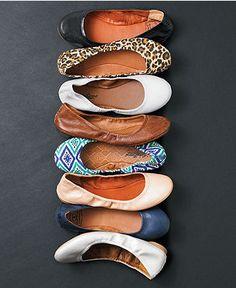 Lucky Brand Emmie Flats - Flats - Shoes - Macys