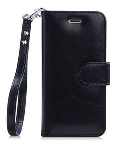 iPhone 7 Plus Case, Apple iPhone 7 Plus Case, iPhone 7 Plus Wallet Case, FYY [RFID Blocking wallet] 100% Handmade Wallet Case Stand Cover Credit Card Protector for iPhone 7 Plus Black. RFID Technique: Radio Frequency Identification technology, through radio signals to identify specific targets and to read and copy electronic data. Most Credit Cards, Debit Cards, ID Cards are set-in the RFID chip, the RFID reader can easily read the cards information within 10 feet(about 3m) without…