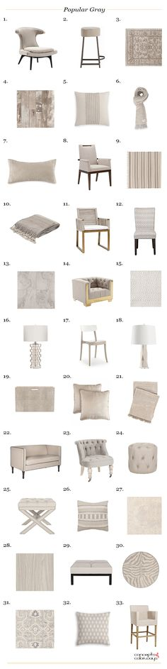 sherwin williams popular gray, interior product roundup. color trends 2017, color for interiors, taupe, taupe gray, light taupe, sand gray, stone gray
