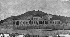 Antiga Estação Central do Brasil, 1858