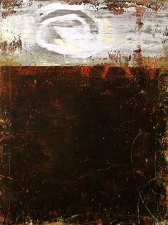 Bill Gingles . Apocrypha . 2012 / acrylic on canvas, 40 x 30  #art #painting #red #abstract #bill_gingles