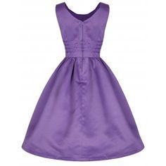 Iris Lilac Swing Prom Dress | Vintage Inspired Fashion - Lindy Bop