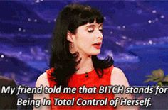 22 Reasons Krysten Ritter Is The Girl Crush To End All Girl Crushes || Hahahaha, that's AMAZING! :D