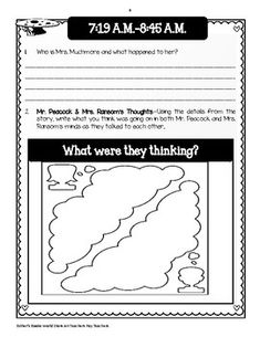 Flying Solo - Comprehension, Vocabulary and Activities Bundle Teaching Language Arts, English Language Arts, Teaching Tools, Teaching Resources, Book Study, Writing Resources, Be Your Own Boss, Children's Literature, Elementary Teacher