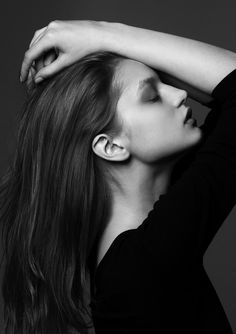 pinterest.com/fra411 #face - Svetlana Zakharova @ Women Management